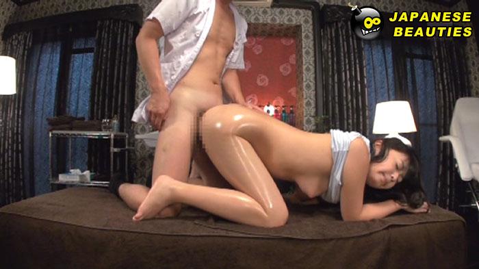 Japanese Round Butt